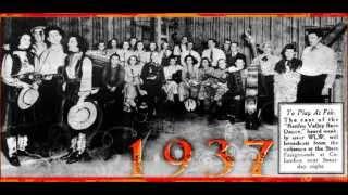 The RENFRO VALLEY PIONEERS: 4 x Bluegrass Instrumentals (from Elton Britt-album).