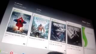 Comment recuperer un profil sur Xbox (one et 360)