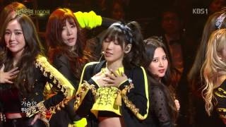131110 SNSD Intro & I Got A Boy & Dancing Queen @ Open Concert
