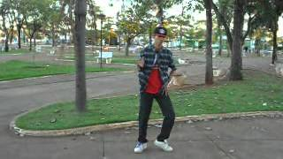 SoFly - High Pressure Les twins ( Elvis Popping Style) STREET DANCE
