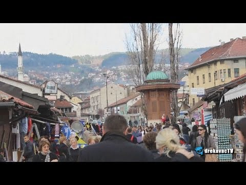 Sarajevo beautiful City - You must visit this old town in Bosnia and Herzegovina