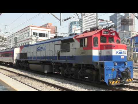 Trains in Asia: Tokyo, Seoul and Beijing