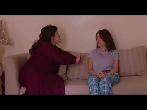 سابع جار - هالة حامل وتشتكي لـ لمياء عشان خايفه جوزها يسبها