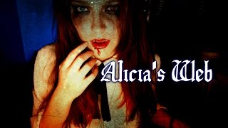 ***ASMR*** Caught in Alicia's web - Vampire roleplay