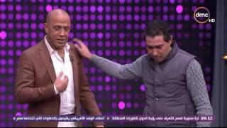 عيش الليلة - شاهد مهارة أشرف عبد الباقي بكرة القدم مع محمد بركات و أحمد حسن