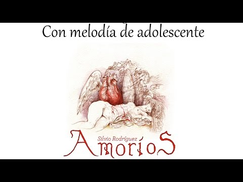 Llega AMORIOS, el nuevo disco de SILVIO RODRIGUEZ