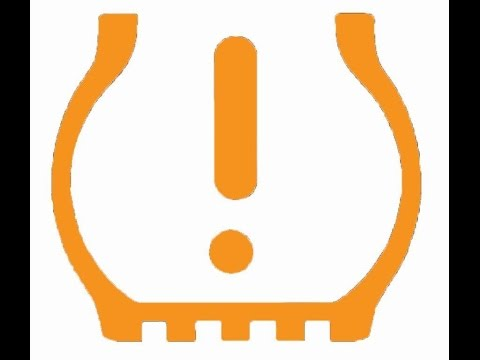 What The TPMS Light Means