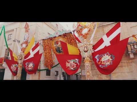 Vittoriosa Street Decorations