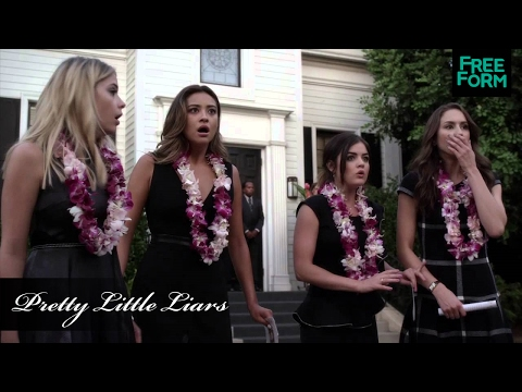 Pretty Little Liars | Season 5, Episode 14 Clip: The Slap | Freeform