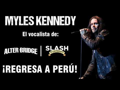 Slash ft. Myles Kennedy & The Conspirators en Lima, Perú 2019 (Reel Promocional) Mp3