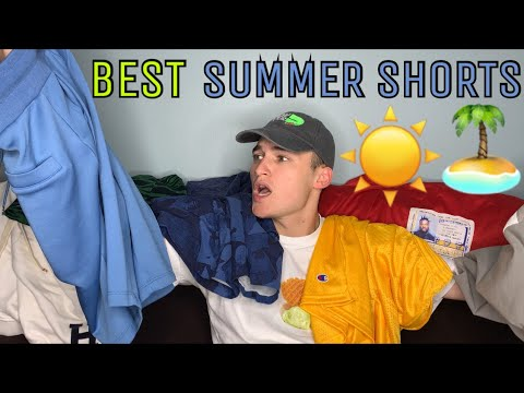 TOP 5 BEST SHORTS FOR GUYS SUMMER 2020