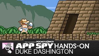 Duke Dashington | iOS iPhone / iPad Hands-On - AppSpy.com