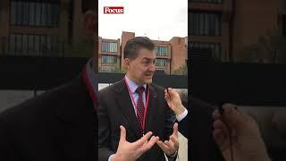 Tommaso Ghidini presenta il razzo Vega