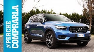 Volvo XC40 | Perché comprarla... e perché no