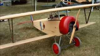 Nieuport 11 Long Island WWI Dawn Patrol