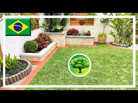 💚 BRAZILIAN GARDEN / JARDIM BRASILEIRO