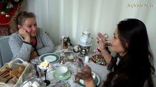 Красивая Алия-жадина. Вечерний чай. Предновогодние будни ч.1-я