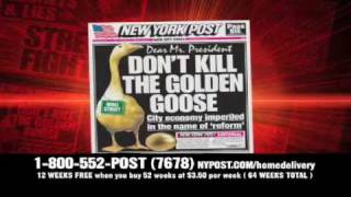 New York Post Home Delivery 2 - New York Post