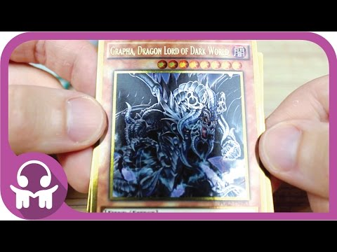 ASMR UNBOXING | Yu-Gi-Oh! Cards (Gold Box)
