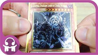 ASMR UNBOXING | Yu-Gi-Oh! Cards (Gold Box)