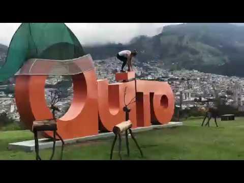 Traveling: 2nd week in Ecuador