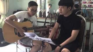 [Guitar Đệm Hát] - Say You Do - Học viên lớp nhạc [6 NGÀY BIẾT CHƠI GUITAR]