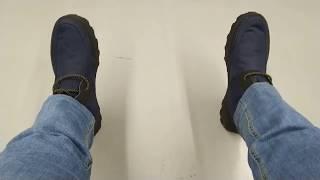 Обувь (сапоги вездеходы) для прогулок с собакой из Декатлона с гарантией 2 года!