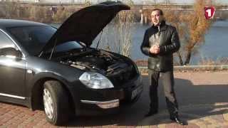 видео Тест драйв, обзор Nissan Teana