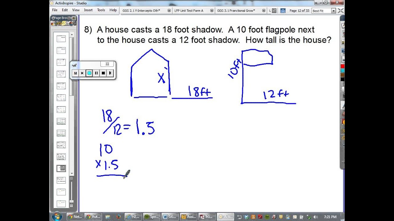 worksheet Scale Factor Word Problems Worksheet scale factor youtube factor