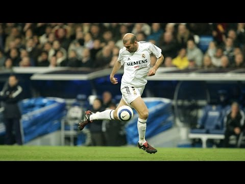 Best of Zidane - Real Madrid 2001-2006