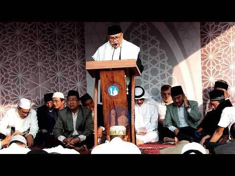 Khutbah Idul Adha 1439 - KH. Mahfudh Makmun