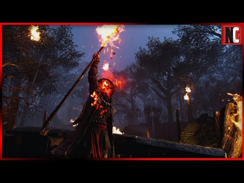 Nobushi : The NEW Inferno Mask Has Taken Over My Queen ! For Honor - 1v1 Nobushi Duels