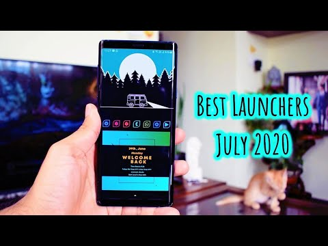 Best Android Launchers 2020 - July - These Unique & Refreshing Launchers You Should Try.