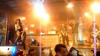 Cartel De Santa - Cheka Wey Feat. Mery Dee @ Vive Cuervo Salon - 5 / Mayo / 2012