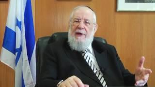 הרב ישראל מאיר לאו על ישעיה פרק סו - מלחמת יום הכיפורים