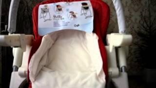 Супер обзор детского стульчика Chicco Polly Magic 3 в 1