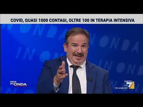 Coronavirus, Matteo Bassetti: 'Sembra che si sia raggiunto un plateau, aumento dei ricoveri non ...