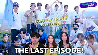 TREASURE MAP EP.57 REACTION 😫😭 THE LAST EPISODE!!! 🏝 무인도 그리고 트레저···여름이었다 🏝 T-LOG   SIBLINGS REACT