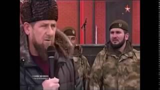 Реакция Рамзана Кадырова на убийство российского посла в Турции