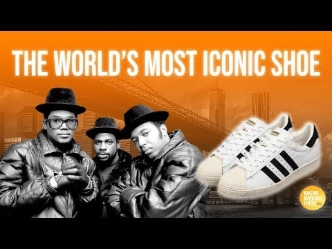 Adidas Superstar: A History Of The World's Most Iconic Shoe