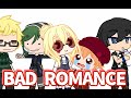Bad Romance • Haikyuu Band AU • Valentine's special?? • ♡ rushed