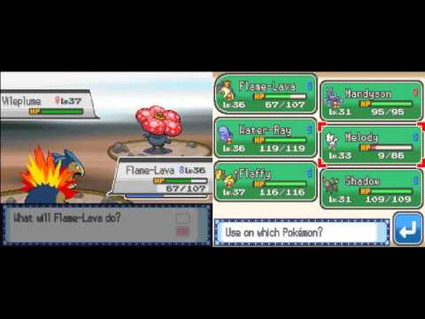 Pokemon Storm Silver Walkthrough-Part 19-Many Team Rockets In Safari Zone