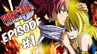 Let's Play Fairy Tail 3: Zelef Kakusei #1 - L'assaut de Nirvana !