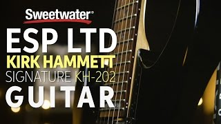 ESP LTD Kirk Hammett Signature…