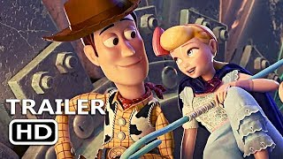 TOY STORY: LAMP LIFE Official Trailer (2020) Disney Animation