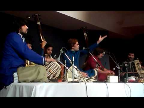 Raag Malkauns - Ustad Tanveer Ahmed Khan And Imran Ahmed Khan