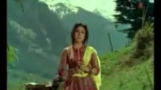 Lata - Ek Tu Na Mila - Himalaya Ki Godh Mein1965  YouTube
