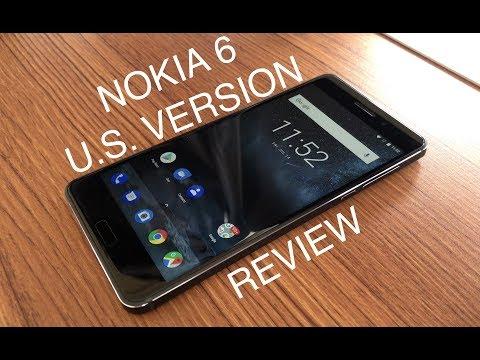 Nokia 6 (U.S. Version) - Review