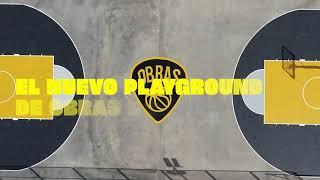 Nuevo Playground de Obras Basket (24/08/2021)