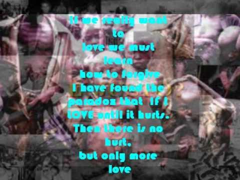 Agape love song.
